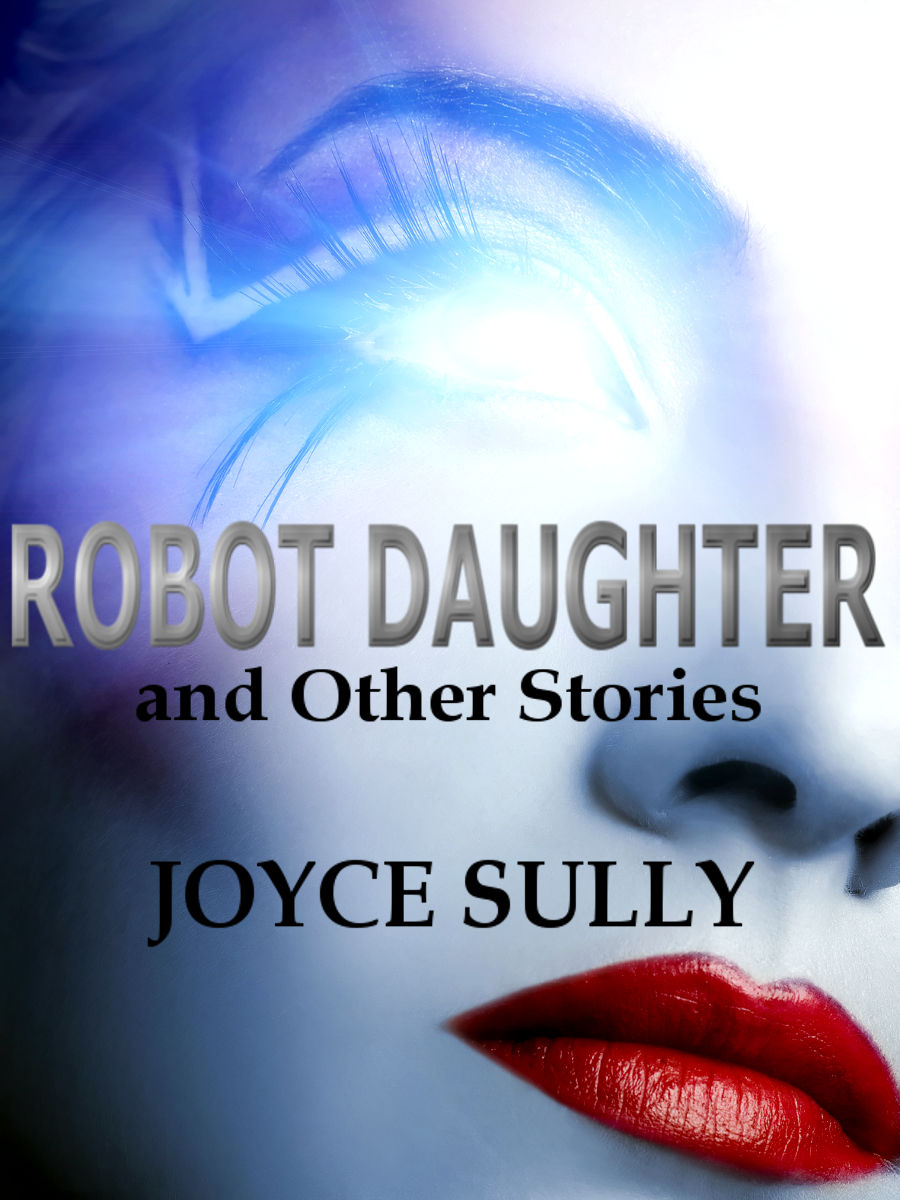 Robot Daughter and Other Stories, cover art