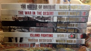 WWII Research Books